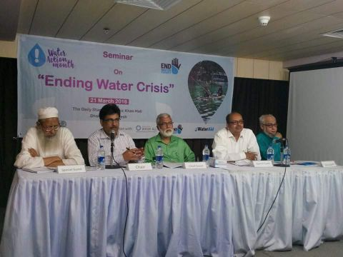 Celebrating Water Action Month In March In Bangladesh End Water Poverty