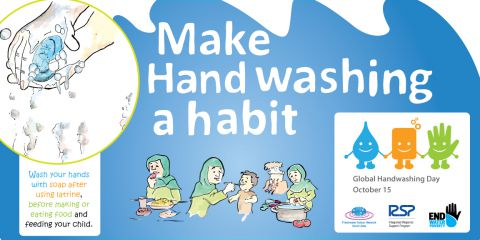 Global Handwashing Day Pakistan