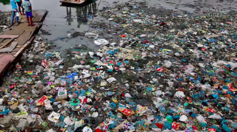 Kasadi River Pollution