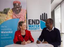 EWP and Wateraid
